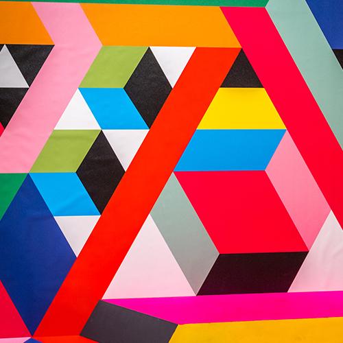 Titelbild der Station Mathematik und Kunst